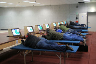 Büdinger Schützengesellschaft | 100m Stand