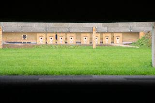 Büdinger Schützengesellschaft | 100m Stand | Zielscheiben